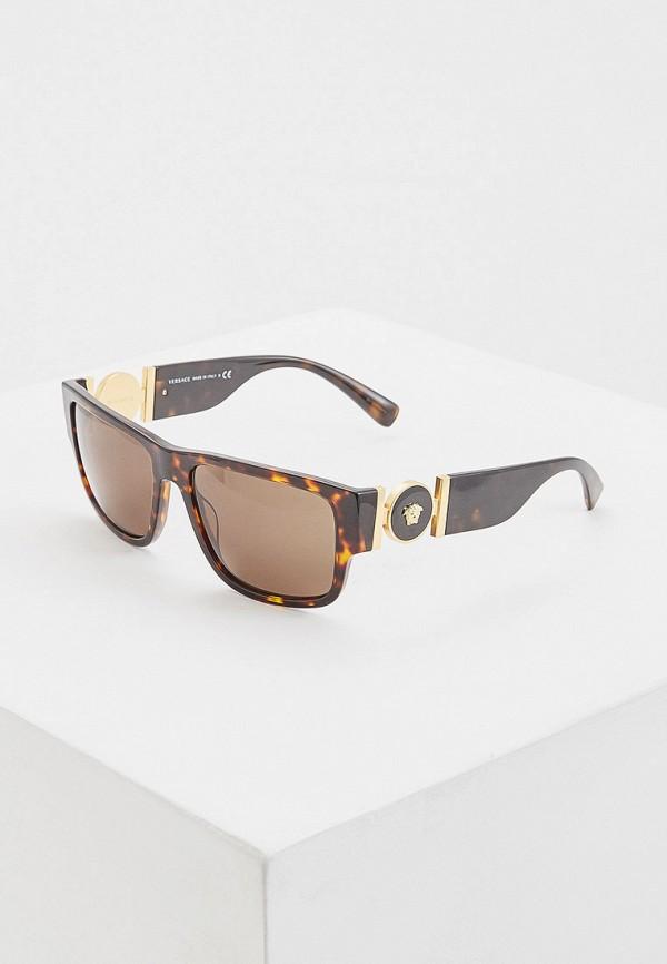 цены на Очки солнцезащитные Versace Versace VE110DWFTVT5  в интернет-магазинах
