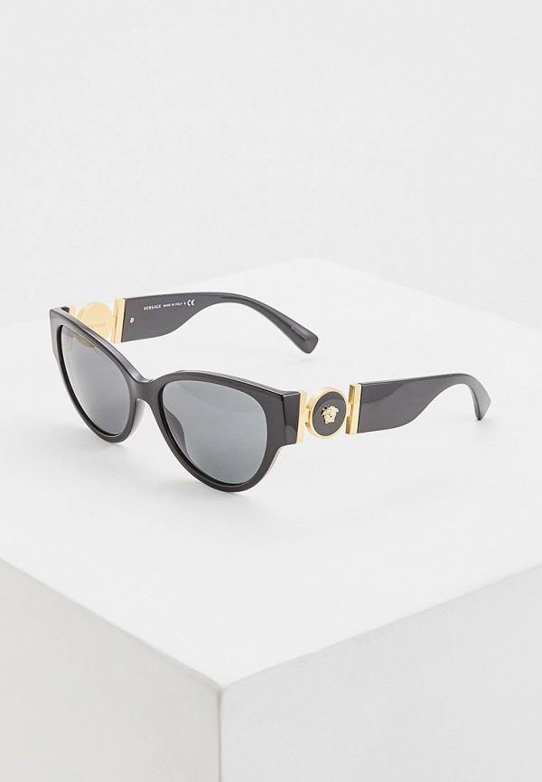 цены на Очки солнцезащитные Versace Versace VE110DWFTWP0  в интернет-магазинах