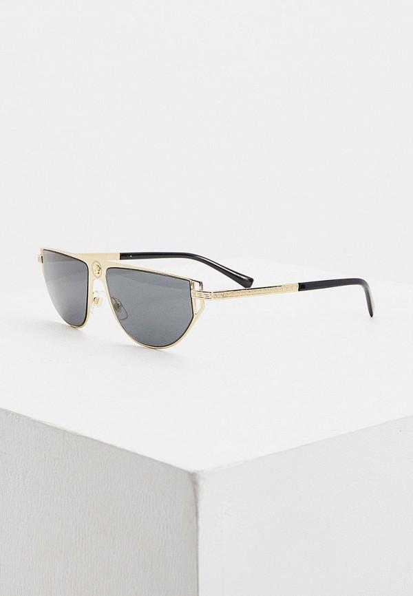 Очки солнцезащитные Versace Versace VE110DWFTWQ2 очки солнцезащитные versace versace ve110dwdbdt4