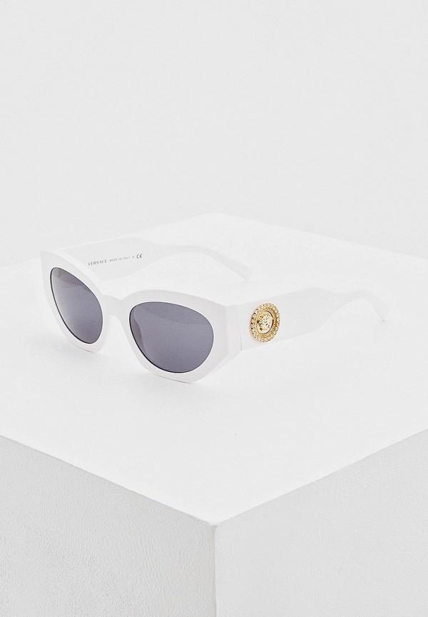 Очки солнцезащитные Versace Versace VE110DWHIHJ1 очки солнцезащитные versace versace ve110dwdbdt4