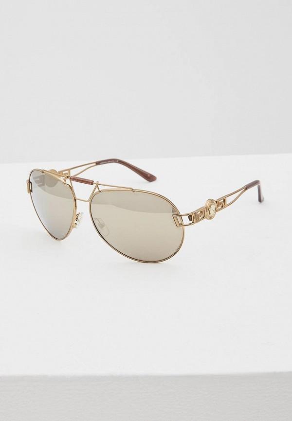 цена на Очки солнцезащитные Versace Versace VE110DWTZG34