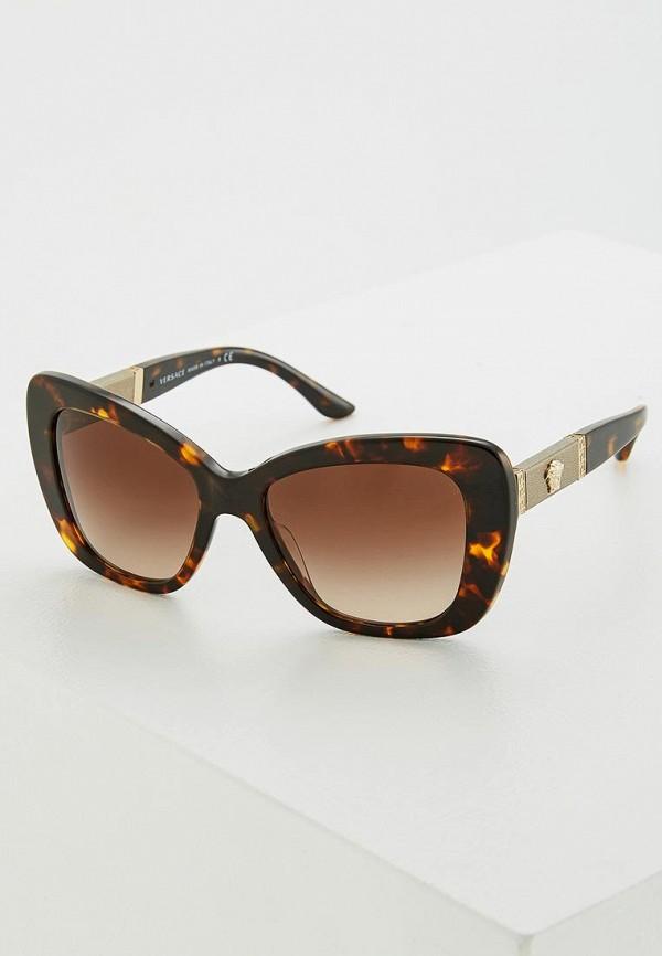 Очки солнцезащитные Versace Versace VE110DWZAY45 брюки versace 19 69 цвет коричневый