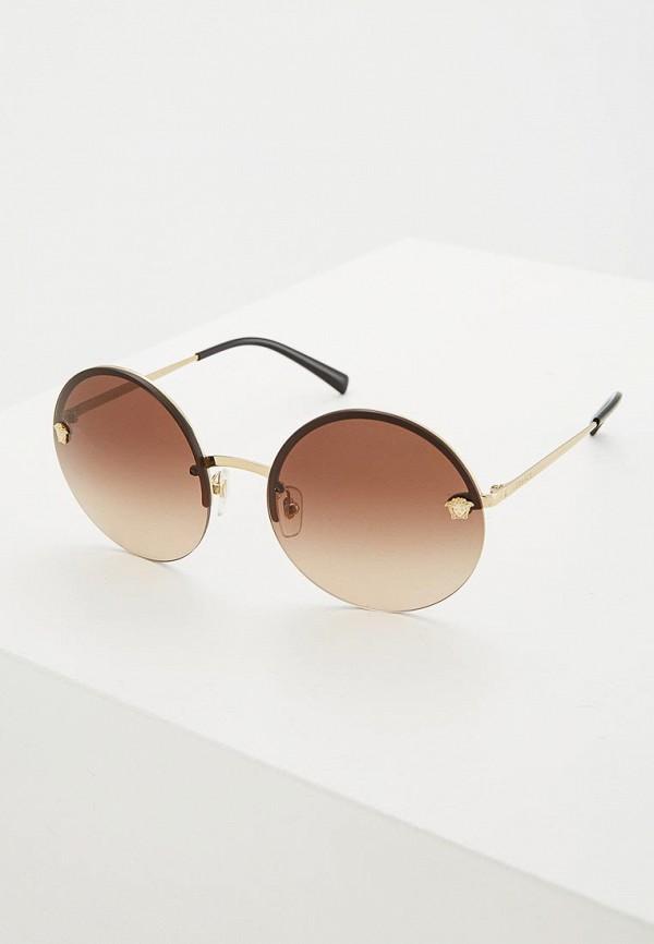 Очки солнцезащитные Versace Versace VE110DWZAY47 цена