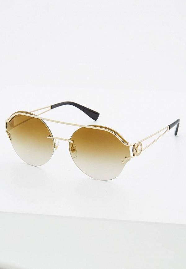 Очки солнцезащитные Versace Versace VE110DWZAY50 очки солнцезащитные versace versace ve110dwiif53
