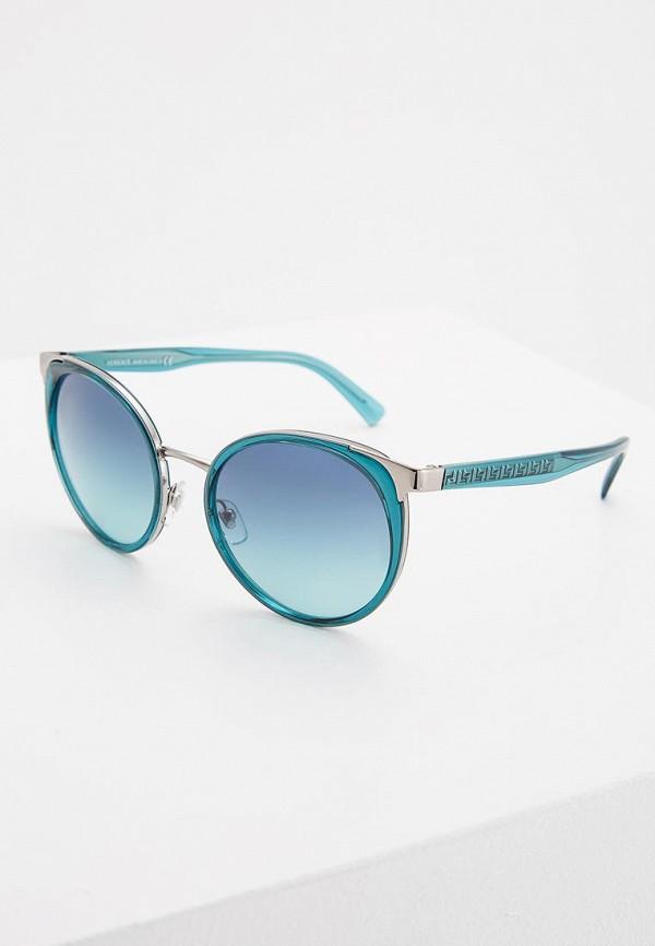 цена на Очки солнцезащитные Versace Versace VE110DWZAY52