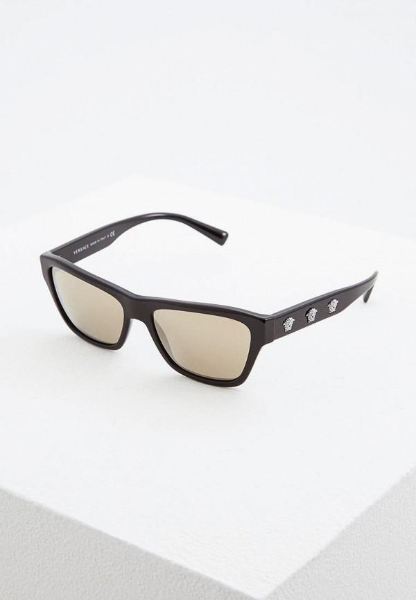 Очки солнцезащитные Versace Versace VE110DWZAY57 солнцезащитные очки persol очки солнцезащитные