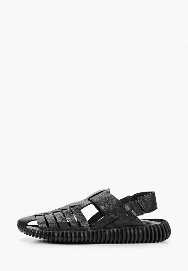 мужские сандалии vera victoria vito, черные