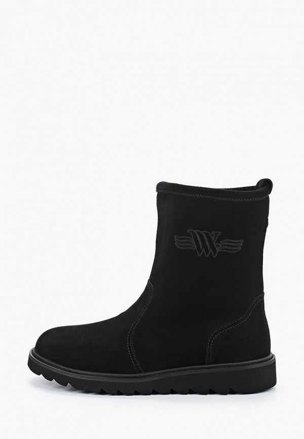 мужские сапоги vera victoria vito, черные