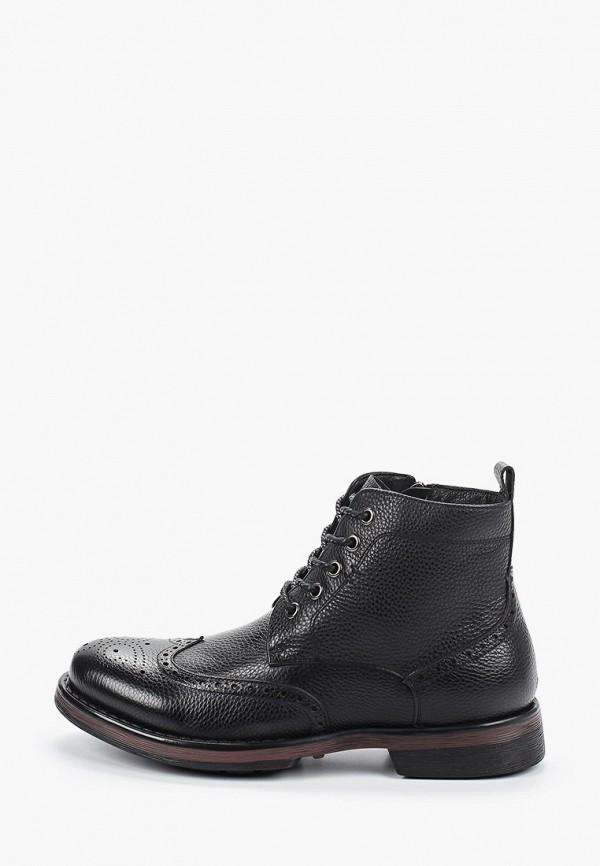 мужские ботинки vera victoria vito, черные