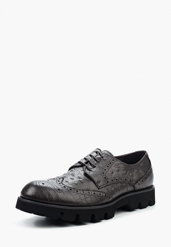 мужские туфли vera victoria vito, коричневые