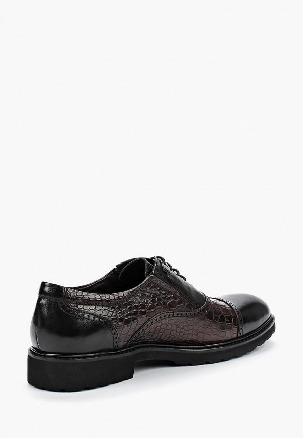 Фото 2 - мужские туфли Vera Victoria Vito коричневого цвета