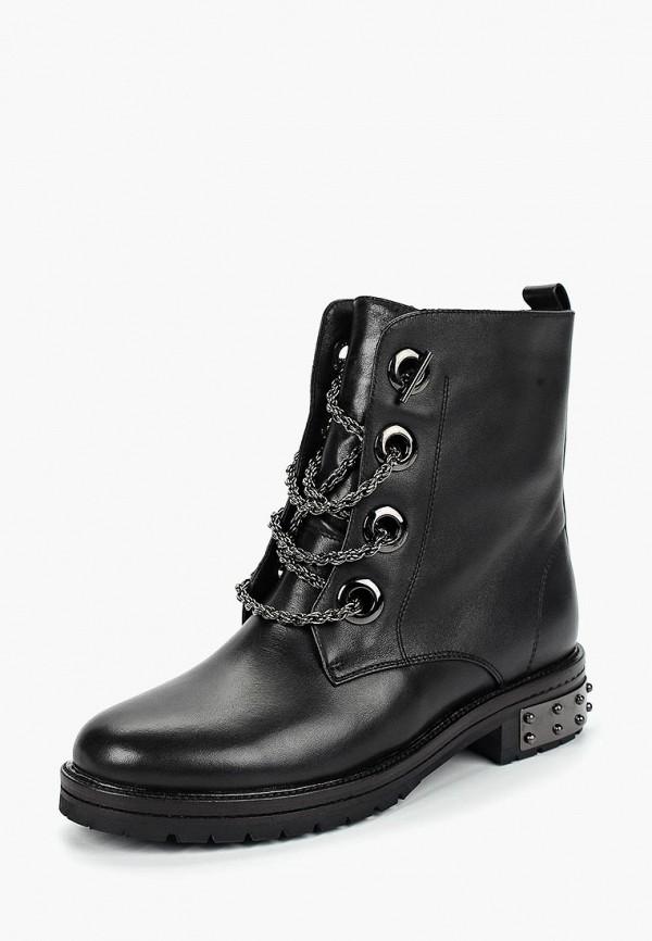 Купить Ботинки Vera Victoria Vito, ve176awcnct6, черный, Осень-зима 2018/2019