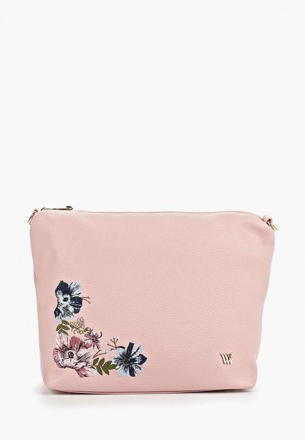 Купить Сумка Vera Victoria Vito, ve176bwetru7, розовый, Весна-лето 2019