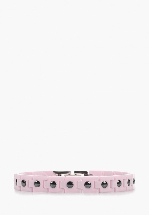 Купить Браслет Vera Victoria Vito, ve176dwasnf9, розовый, Весна-лето 2018