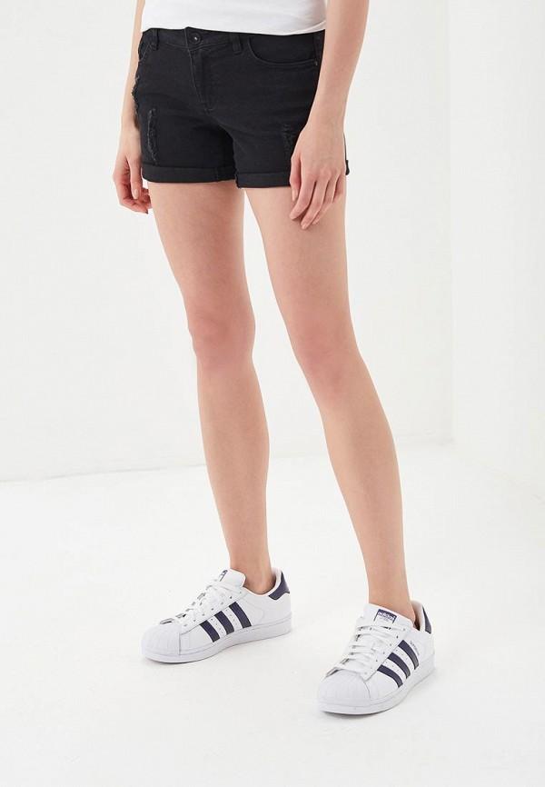 Купить Шорты джинсовые Vero Moda, VE389EWAFUL4, черный, Весна-лето 2018