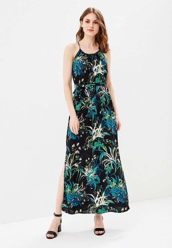 Купить Платье Vero Moda, VE389EWAFUN9, черный, Весна-лето 2018