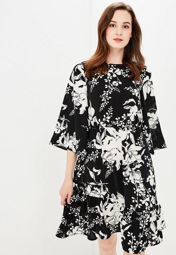 Купить Платье Vero Moda, VE389EWAFUP0, черный, Весна-лето 2018