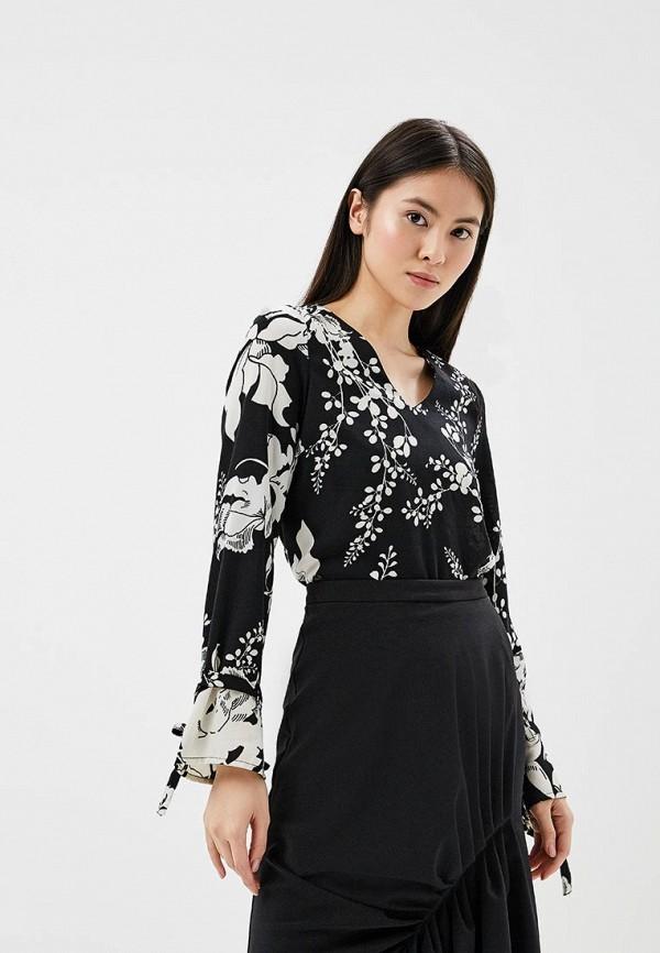 Купить Блуза Vero Moda, ve389ewafup2, черный, Весна-лето 2018