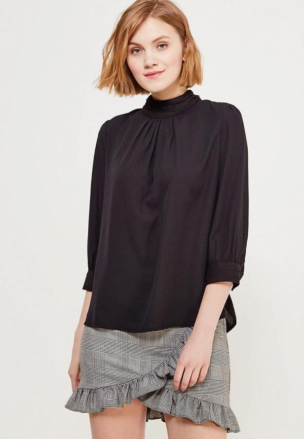 Купить Блуза Vero Moda, VE389EWAFUP7, черный, Весна-лето 2018
