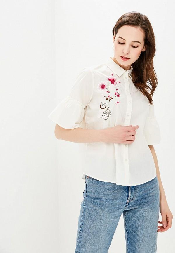 Купить Блуза Vero Moda, VE389EWAFUR3, белый, Весна-лето 2018