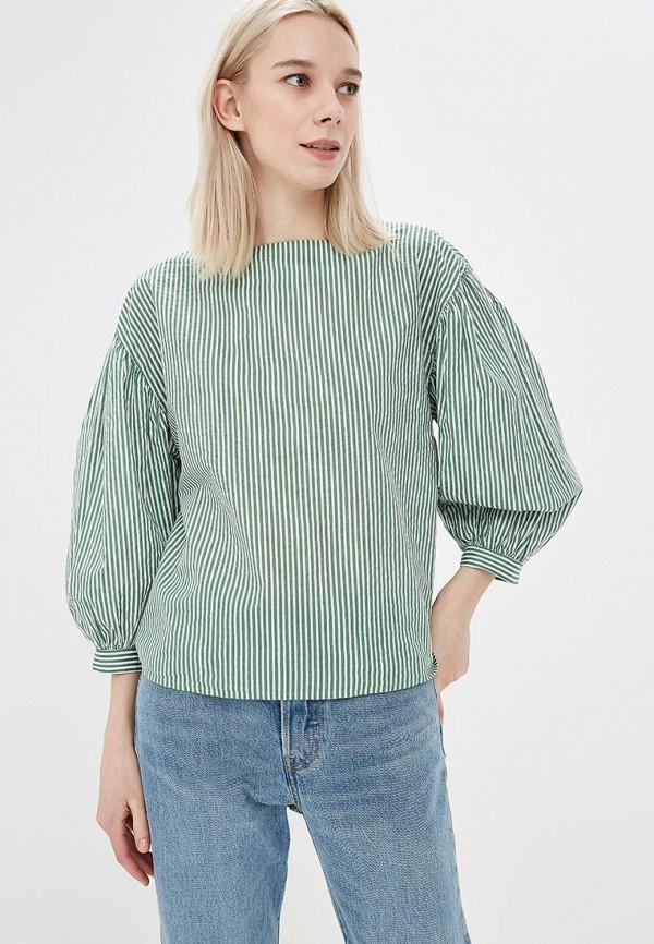 Блуза Vero Moda Vero Moda VE389EWAFUT0 пальто женское vero moda цвет зеленый 10188866 pepper green размер s 42