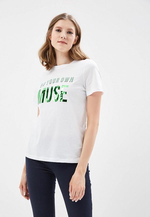 Футболка Vero Moda Vero Moda VE389EWAFUV6 футболка vero moda vero moda ve389ewbpvs1