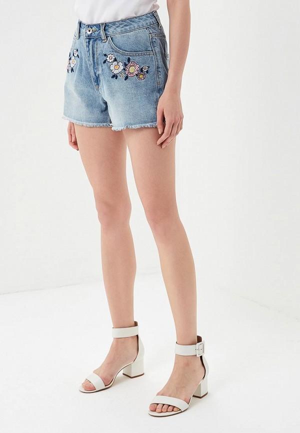 Шорты джинсовые Vero Moda Vero Moda VE389EWAFUY5 шорты vero moda 10192938 silver mink