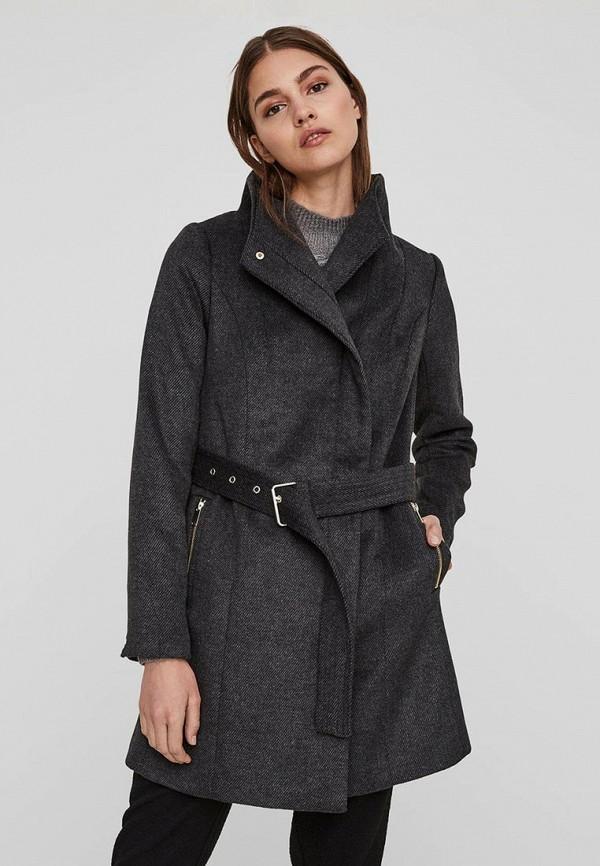 Пальто Vero Moda Vero Moda VE389EWBWWK4 пальто vero moda цвет темно оливковый