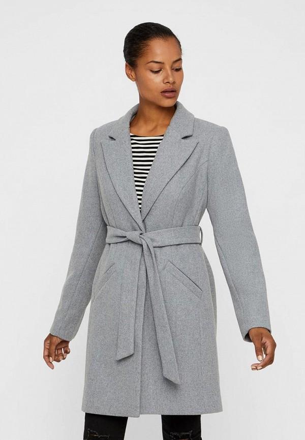 Пальто Vero Moda Vero Moda VE389EWBWWN4 пальто vero moda vero moda ve389ewzkt40