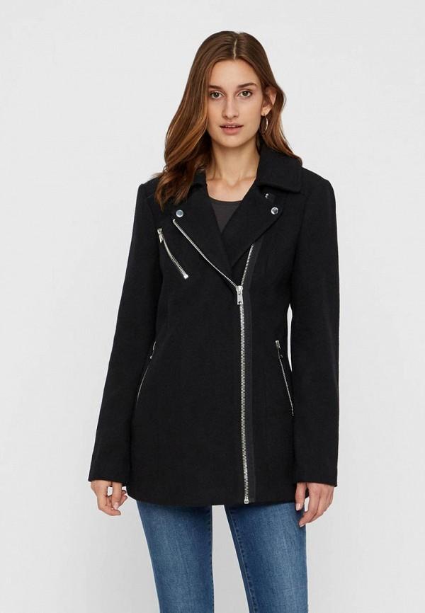Пальто Vero Moda Vero Moda VE389EWBWWN6 пальто женское vero moda цвет черный 10159249 размер m 44