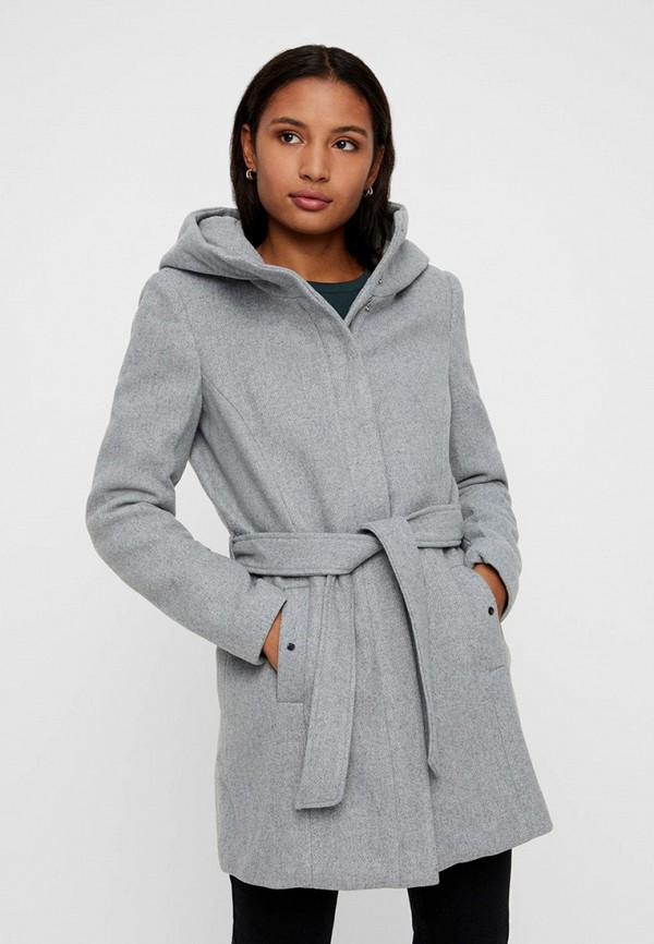 Пальто Vero Moda Vero Moda VE389EWBWWP5 пальто vero moda vero moda ve389ewzkt40