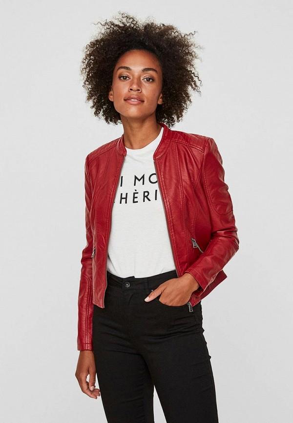 Куртка кожаная Vero Moda