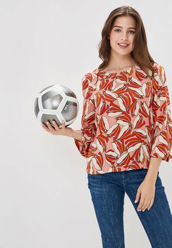 Фото - женскую блузку Vero Moda розового цвета