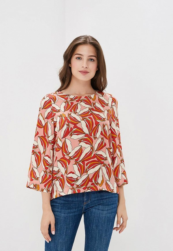 Фото 2 - женскую блузку Vero Moda розового цвета
