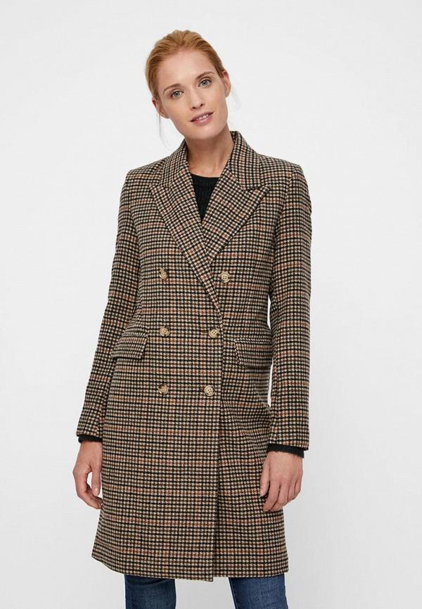 Пальто Vero Moda Vero Moda VE389EWBXTW0 пальто vero moda vero moda ve389ewzkt40