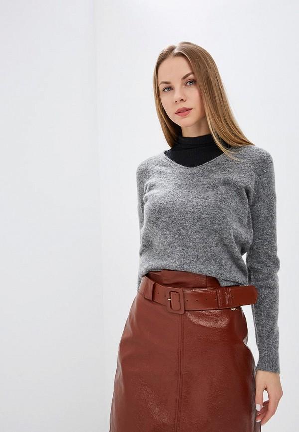 Купить женский пуловер Vero Moda серого цвета