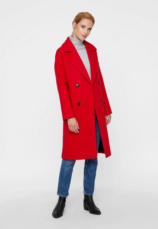 Пальто Vero Moda Vero Moda VE389EWBXUG8 пальто vero moda vero moda ve389ewzkt40