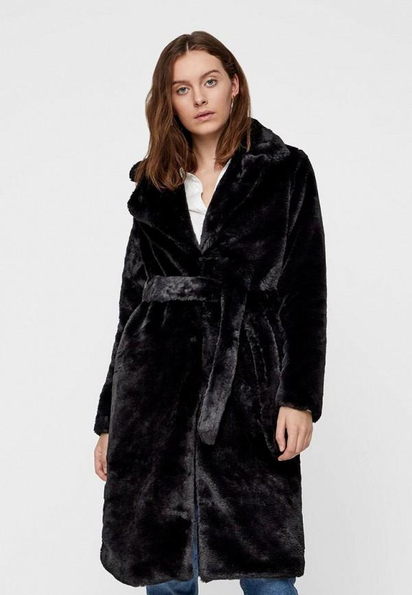 Шуба Vero Moda Vero Moda VE389EWBXUL1 пальто vero moda vero moda ve389ewujn90