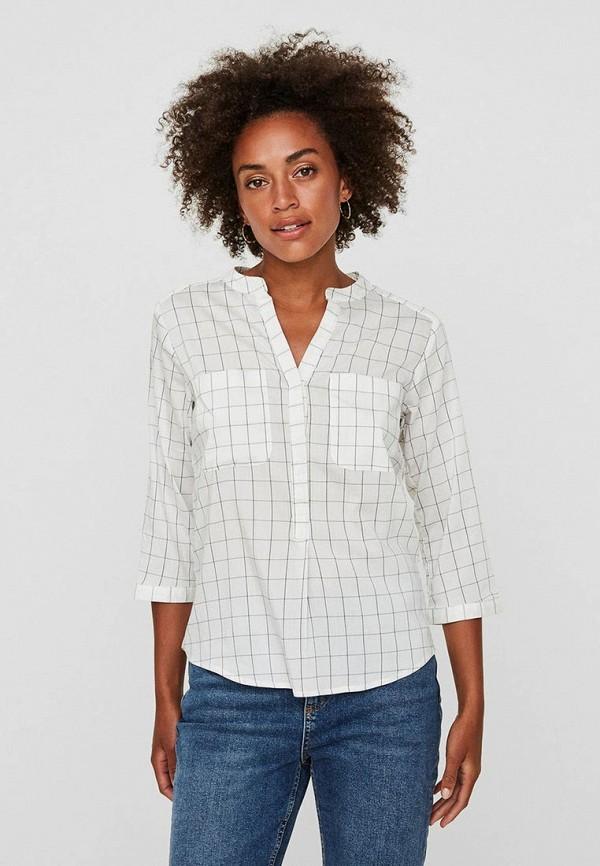 Блуза Vero Moda Vero Moda VE389EWBXUO4 блуза vero moda vero moda ve389ewvpj60