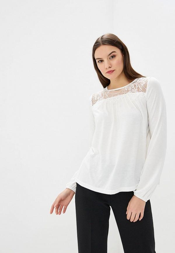 Лонгслив Vero Moda Vero Moda VE389EWBXUV3 блузка женская vero moda цвет белый 10194917 snow white размер xl 48