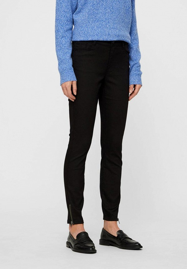 Брюки Vero Moda Vero Moda VE389EWCPJF0 брюки vero moda 10195960 cream gold