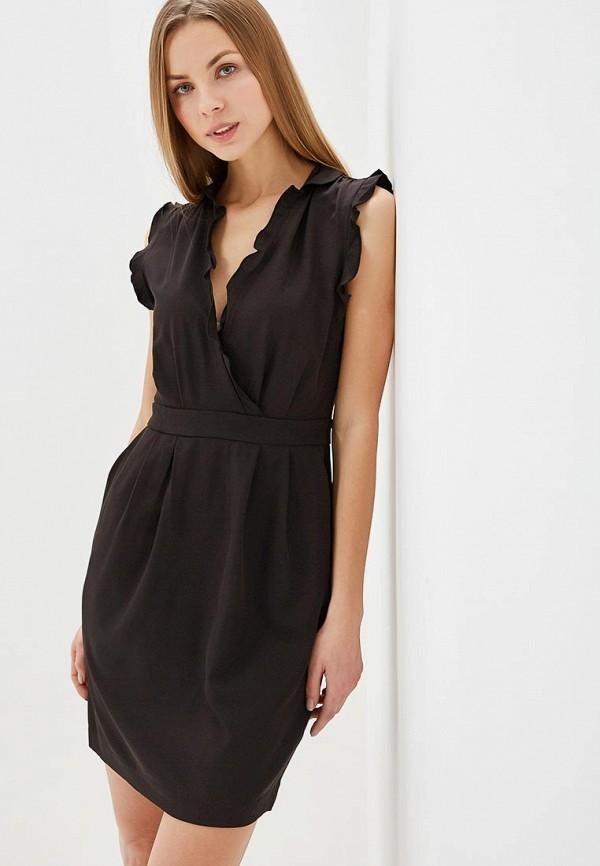 Платье Vero Moda Vero Moda VE389EWCPNK1 платье vero moda цвет черный 10188396 black размер 44 46
