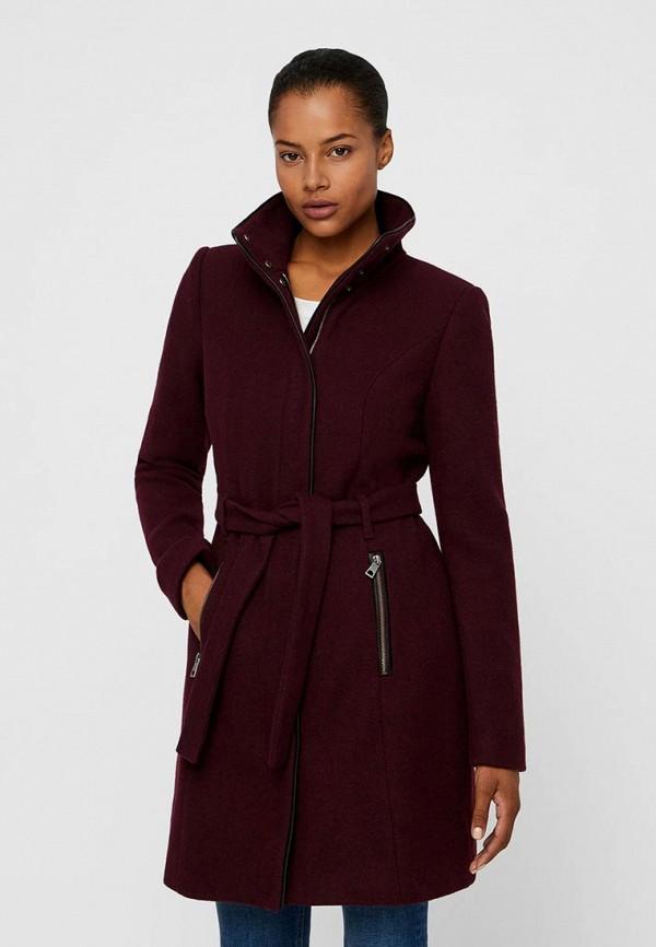 Пальто Vero Moda Vero Moda VE389EWCQUW3 пальто женское vero moda цвет зеленый 10188866 pepper green размер s 42
