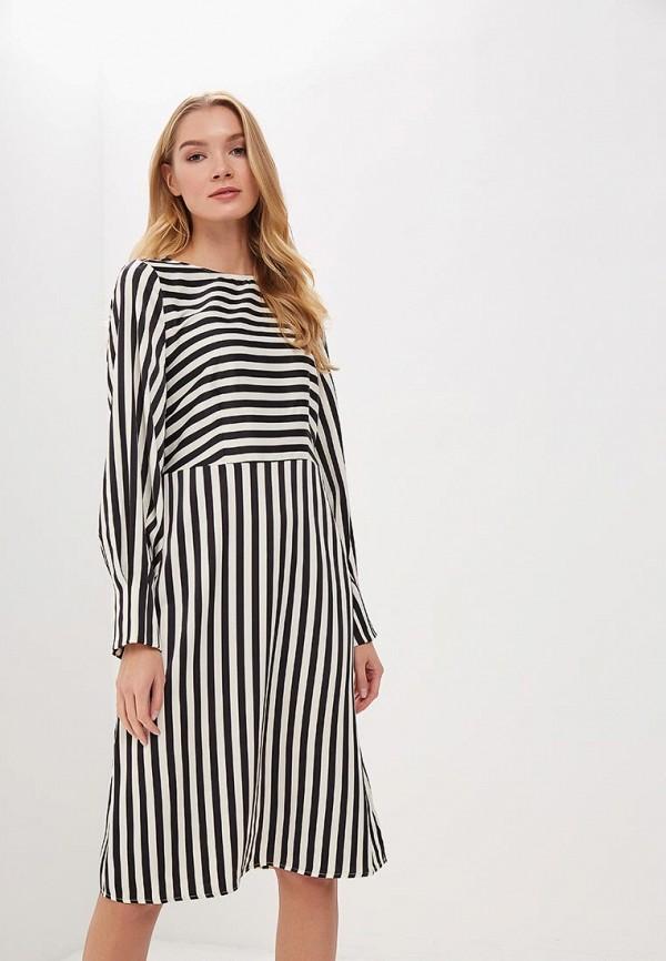 Платье Vero Moda Vero Moda VE389EWCWWT7 платье vero moda цвет черный 10188396 black размер 44 46