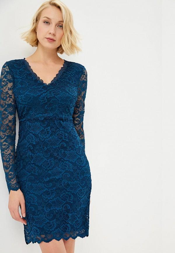 Платье Vero Moda Vero Moda VE389EWDFWC7 платье vero moda цвет черный 10188396 black размер 44 46