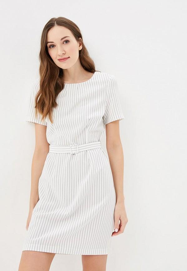 женское повседневные платье vero moda, белое