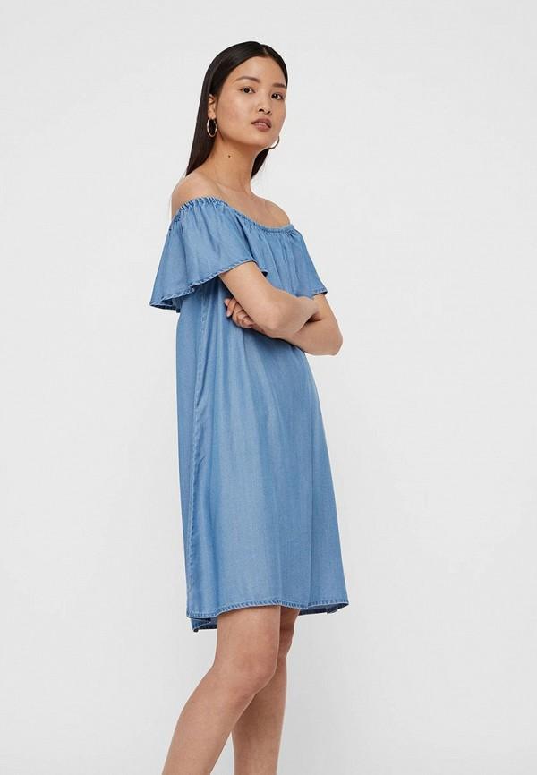 Платье Vero Moda Vero Moda VE389EWDLWH0 платье vero moda vero moda ve389ewzkt84