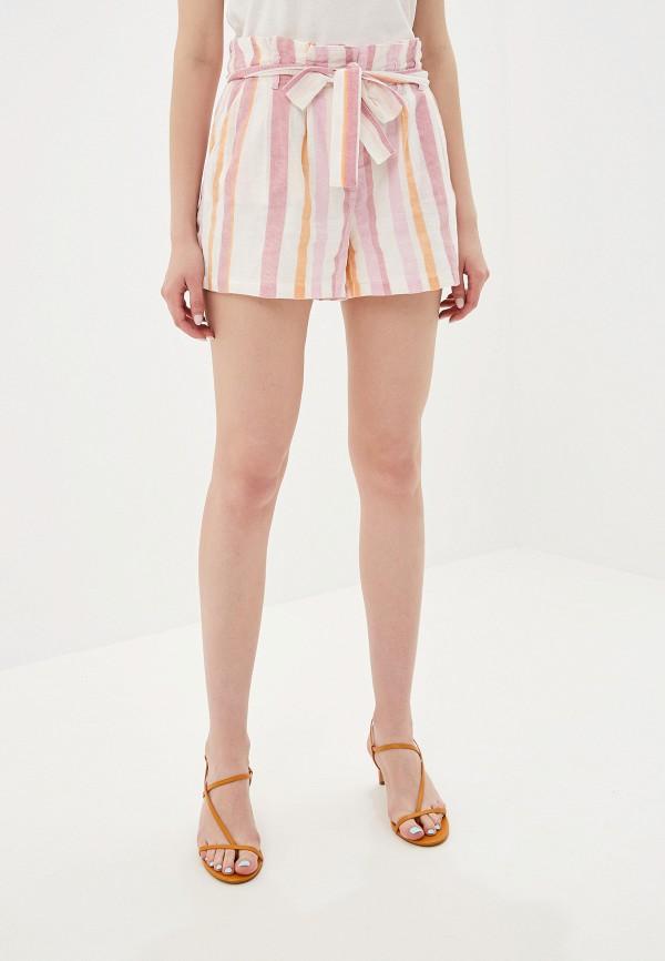 женские повседневные шорты vero moda, разноцветные