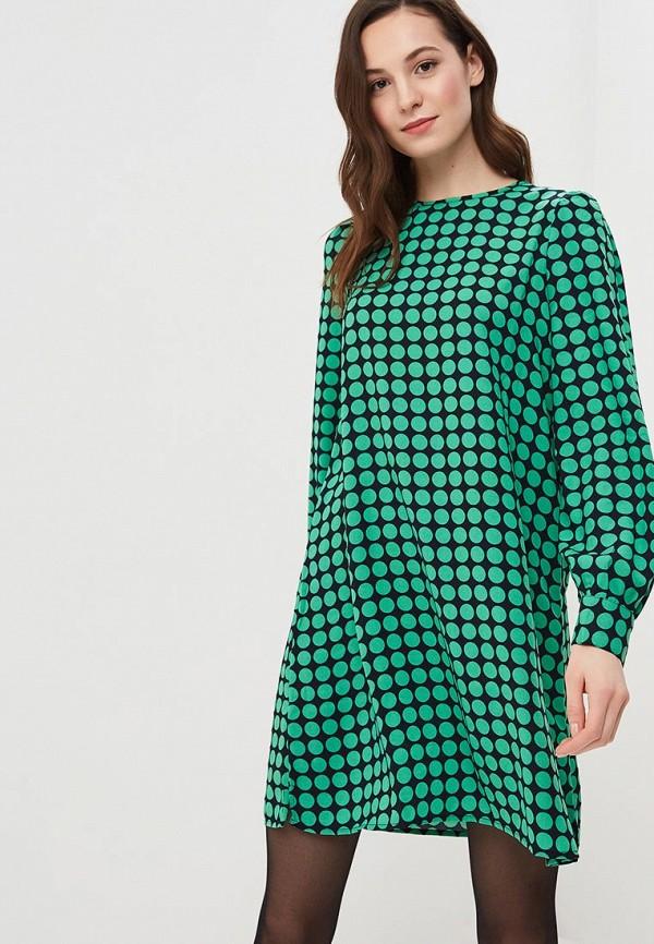 Зеленое платье Vero moda