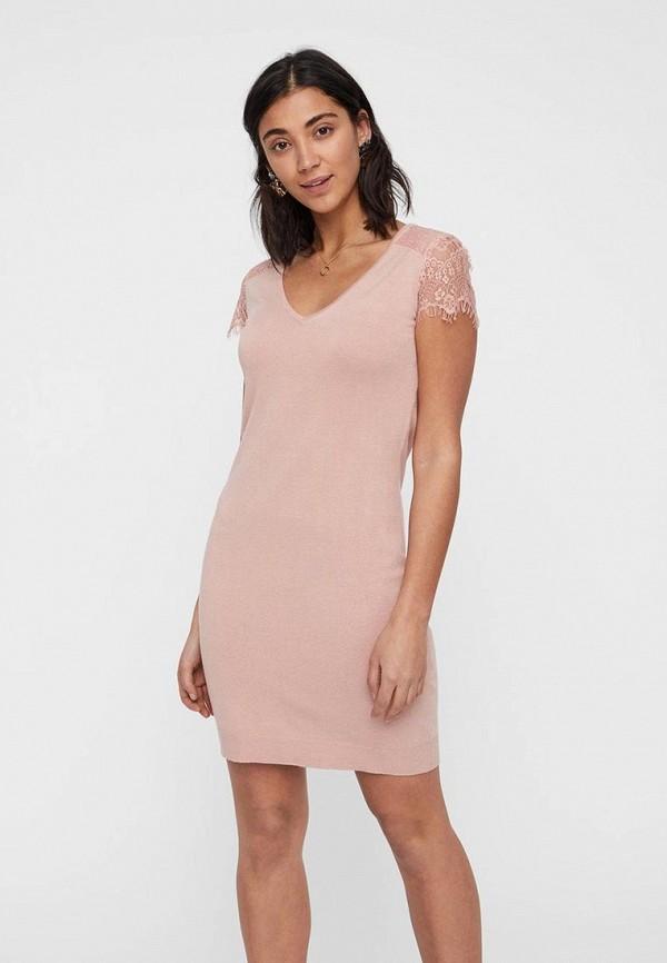 Платье Vero Moda Vero Moda VE389EWDLWL0 недорго, оригинальная цена